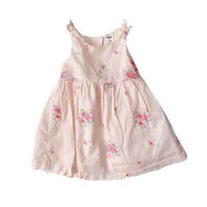 OshKosh B'gosh girls pink summer dress 18 months